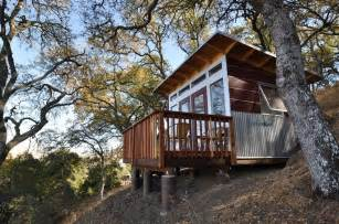 Hillside Cabin Plans by 120 Sq Ft Hillside Studio Shed Backyard Office