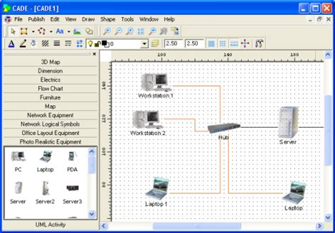 free home network design tool network diagram software