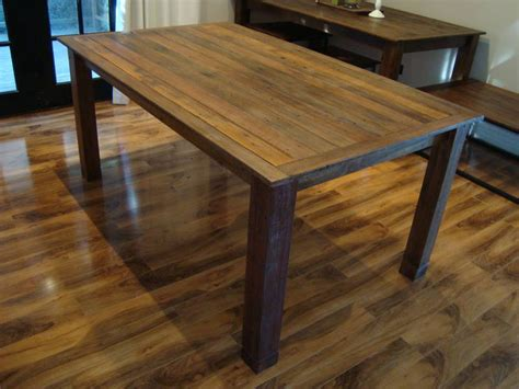solid oak rustic dining tables laminate floor white