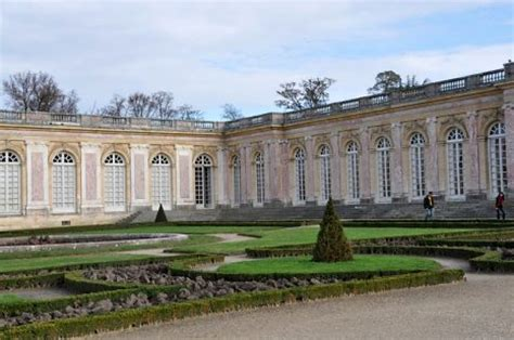 Salon De Jardin En Bois 1666 by Le Grand Trianon 224 Versailles