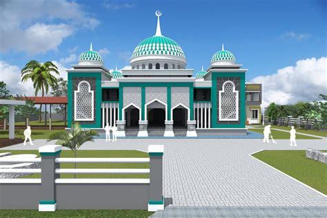 kua mandalawangi data masjid
