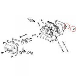 Honda Gx120 Parts Dowel Pin Cylinder For Honda Gx120 Gx160 Gx200