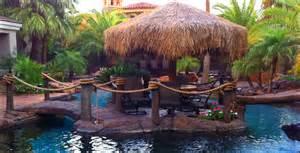 Arizona Backyard Landscape Design Tropical Pools And Design Lake Havasu City Az