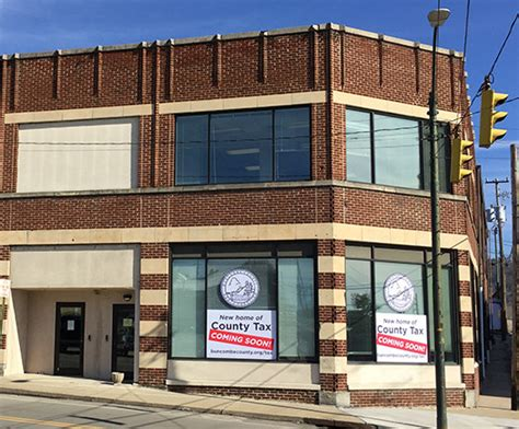 buncome county tax office now open at 94 coxe ave