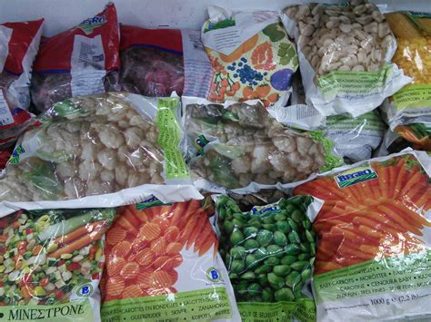 Freezing Garden Vegetables The Great Debate Fresh Vs Frozen Vegetables Extension