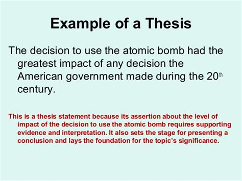 Thesis For History Paper by History Research Paper Thesis Ideas Activate Learning