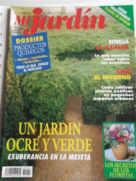 revista mi jardin revista mi jard 237 n n 186 11 ideas sobre plantas comprar