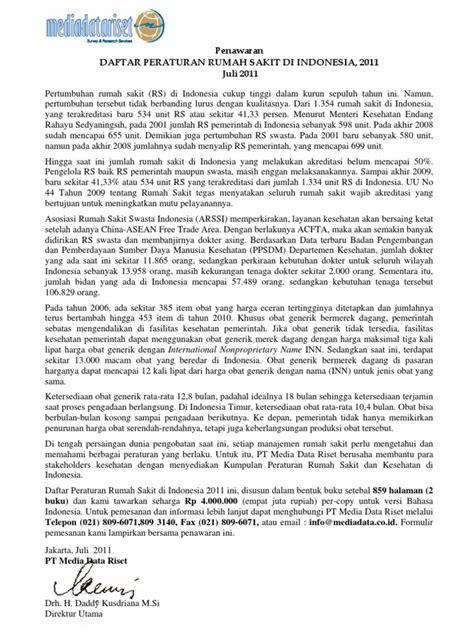 tesis akuntansi di rumah sakit daftar peraturan rumah sakit di indonesia 2011