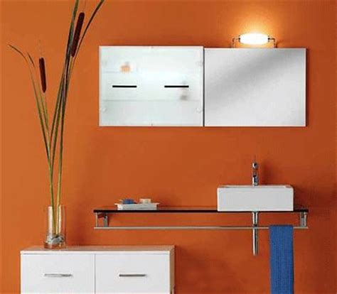 bathroom paint colour ideas 25 best ideas about orange bathroom decor on