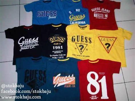 Baju Kaos Anak Combed Ls Guess 1 25 best baju anak laki laki images on indonesia branding and dress shirt