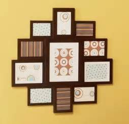 Collage frames large home design ideas