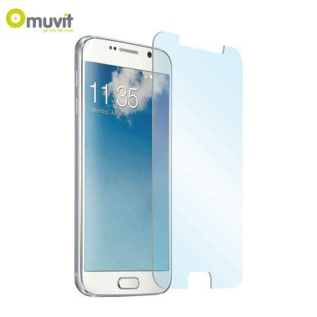 Tempered Glass Samsung A8antigores Kaca Screen Guard muvit anti shock tempered glass samsung galaxy s6 screen protector
