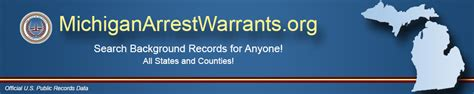 Arizona Outstanding Warrants Search Michiganarrestwarrants Org Michigan Arrest Warrants