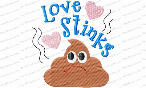 design love fest toilet paper love stinks toilet paper filled embroidery design