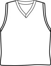 basketball jersey template jersey template clipart best