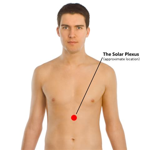 solar plexus location what is the solar plexus gemini tae kwon do