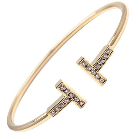 and co t gold wire bangle