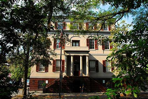 juliette gordon low house historic homes of savannah