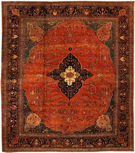 Iranian Rugs For Sale Antique Sarouk Farahan Rug 43721 For Sale