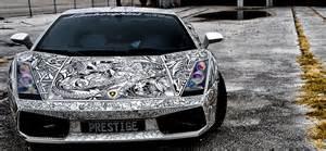 Sharpie Lamborghini Artist Sharpie Lamborghini Gallardo 1