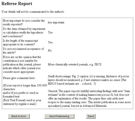 referee report template 4 2 1 peer review