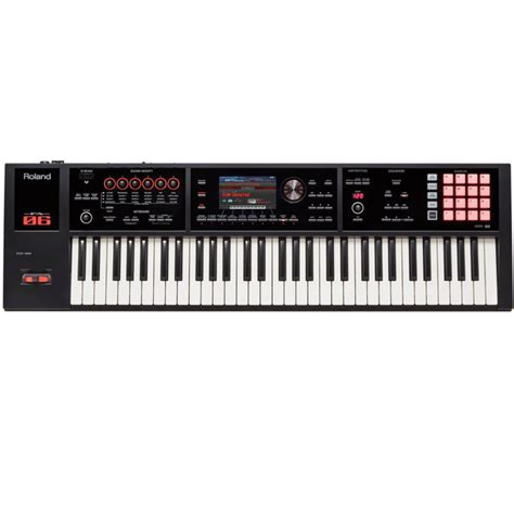nearly new roland fa 06 music workstation nearly new at gear4music com