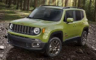 Jeep Renegade Wallpaper Jeep Renegade 75th Anniversary 2016 Wallpapers And Hd