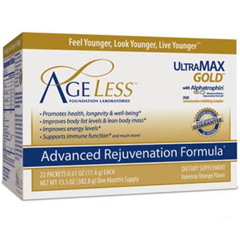ageless ultramax gold side effects ultramax hgh gold effervescent powder 22 packets ageless
