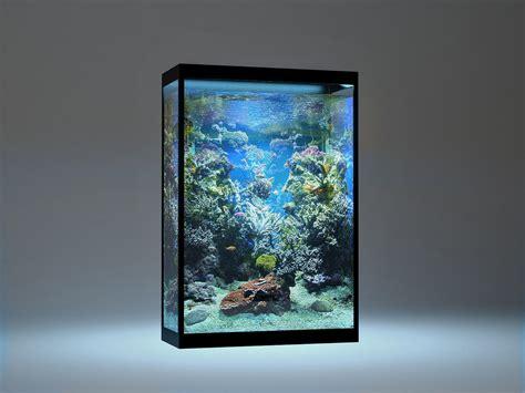 Aquarium Fish Model Cumi 13 Liter modern aquarium 3d model max obj 3ds fbx dxf cgtrader