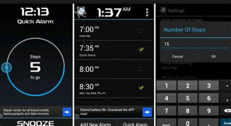 best free alarm clock app android 10 best alarm clock apps for android 2018 android booth