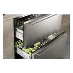 Integrated Refrigerator Drawers by Norcool Fully Integrated Drawer Fridge 0516260010 Refrigeration Built In Fridges Icon Appliances
