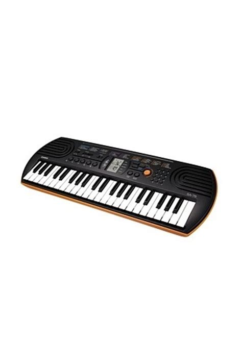 Casio Keyboard Mini Sa 76 casio sa 76 mini keyboard