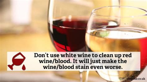 How To Clean Wine From by 5 Foolproof Ways To Get Rid Of Wine Stains Or Blood