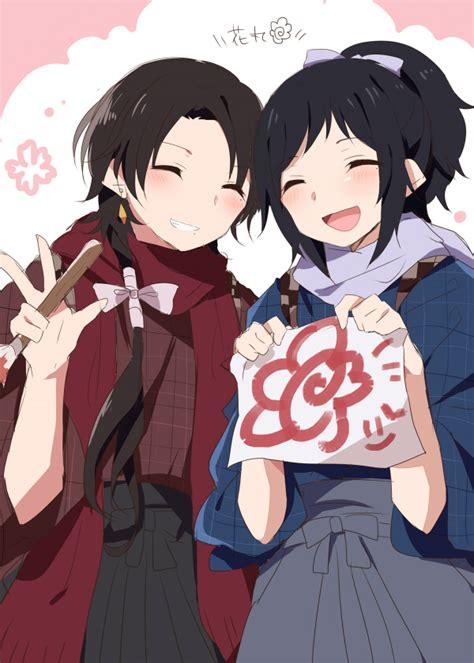 Picktam Touken Ranbu Mutsu No Kami Yoshiyuki kashuu kiyomitsu touken ranbu мир аниме красивые картинки и арты гифки прикольные