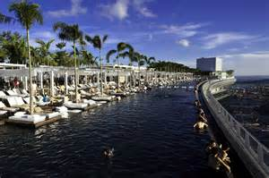 Marina Bay Sands Infinity Pool Marina Bay Sands Singapore Outstanding Luxury Hotel