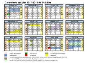 Calendario 2018 Tec De Monterrey Sep Publica Calendario Escolar Para Ciclo 2017 2018
