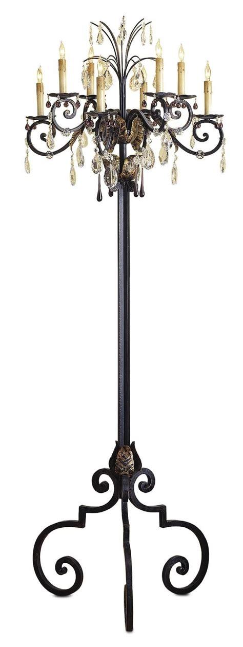 Wrought Iron Floor Ls Best 25 Floor Candelabra Ideas On