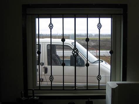 staket design glas