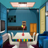 the blue room play play cerulean blue room escape at bigescapegames