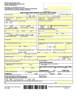 sle injury report form sle of initial report 28 images sales and use tax