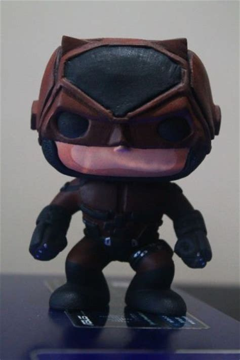 Funko Pop Marvel Daredevil Suit the world s catalog of ideas