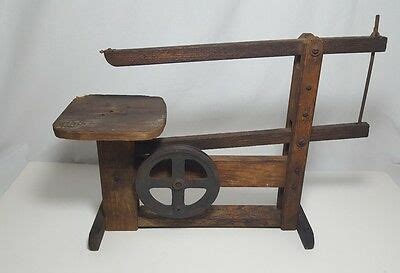 Vintage Craftsman Scroll Saw Benchtop Jigsaw Sears