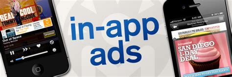 ads in mobile apps effective in app advertising 3 approaches to