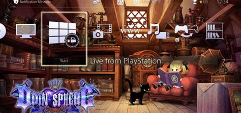 ps4 upcoming themes odin sphere leifthrasir psn themes and ps4 avatars