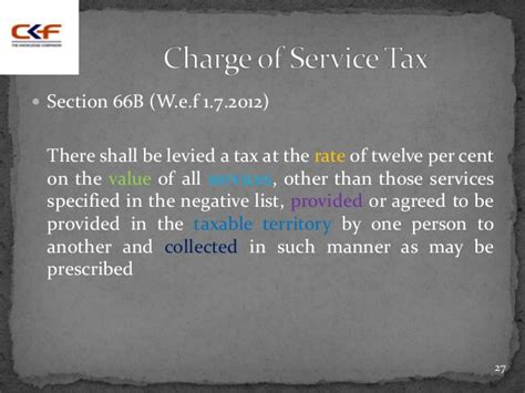 section 66d of service tax service tax law simplified session ii