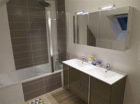 r 233 novation salle de bain dans les tons chaleureux 224 rennes