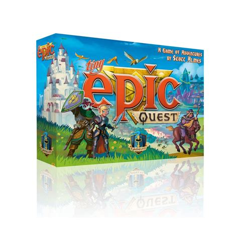 Tiny Epic Quest Box Organiser Insert tiny epic quest version boutique philibert en