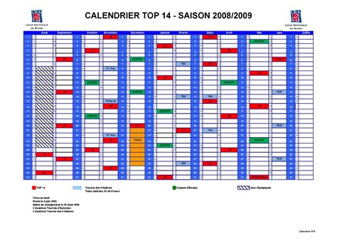 Calendrier Top 14 Calendrier Rencontre Top 14 2013