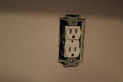 how to install electrical outlet in drywall efcaviation