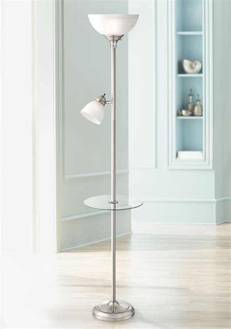 torchiere floor l shade torchiere l torchiere l with glass shade list